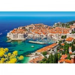 Castorland-103720 Dubrovnik, Croatie
