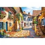 Castorland-103744 Rue de Village