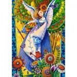 Castorland-103829 David Galchutt : Angelic Harvesting