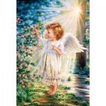 Castorland-103867 An Angel's Touch