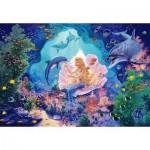 Castorland-103966 Pearl Princess