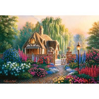 Castorland-103973 Cranfield Gardens