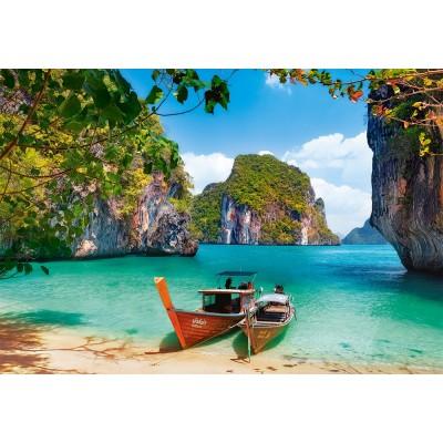 Castorland-104154 Ko Phi Phi, Thaïlande