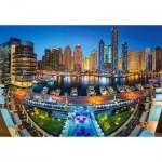 Castorland-104222 Dubaï Marine