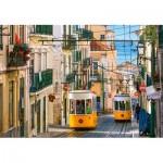 Castorland-104260 Tramway de Lisbonne, Portugal
