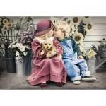 Castorland-104451 First Love
