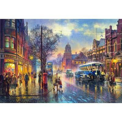 Castorland-104499 Abbey Road 1930's