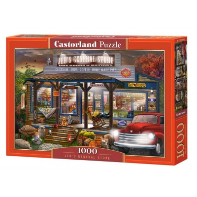 Castorland-104505 Jeb's General Store