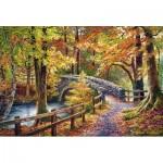 Castorland-104628 Brathay Bridge
