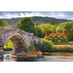 Castorland-104673 Village Corne in Wales