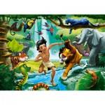 Castorland-111022 Le Livre de la Jungle