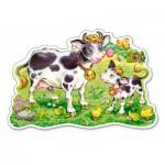 Castorland-120062 Pièces XXL - Vaches dans le Champ