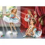 Castorland-13036 Petites Ballerines