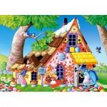 Castorland-13333 Hansel et Gretel