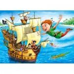 Castorland-13432 Peter Pan
