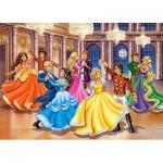 Castorland-13449 Bal des Princesses