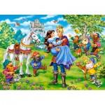 Castorland-13463 Blanche Neige