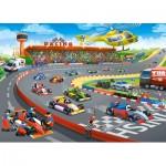 Castorland-13470 Formule Racing