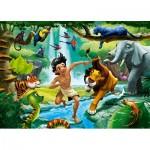 Castorland-13487 Le Livre de la Jungle