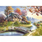 Castorland-150359 Cottage
