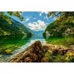 Castorland-151417 Lake Koenigsee in Germany