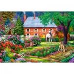 Castorland-151523 The Sweet Garden