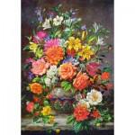 Castorland-151622 September Flowers