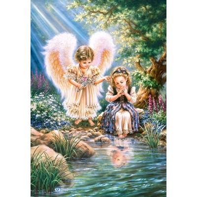 Castorland-151660 Monday's Angel
