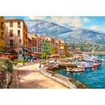 Castorland-151745 The French Riviera