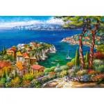 Castorland-151776 Côte d'Azur