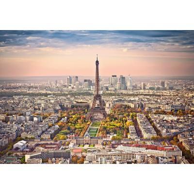Castorland-151837 Cityscape of Paris