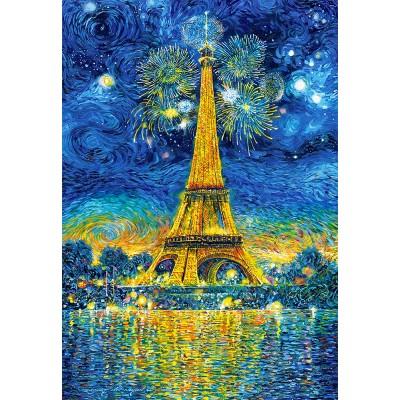 Castorland-151851 Paris Celebration