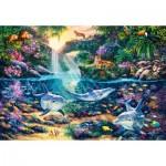 Castorland-151875 Jungle Paradise