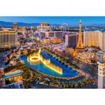 Castorland-151882 Fabulous Las Vegas