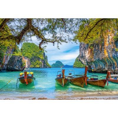 Castorland-151936 Beautiful Bay in Thailand