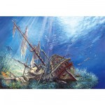 Castorland-200252 Epave marine