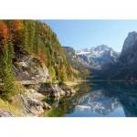 Castorland-200368 Autriche : Lac de Gosau