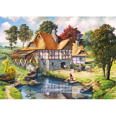 Castorland-200498 Le Moulin à Eau