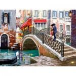 Castorland-200559 Venice Bridge