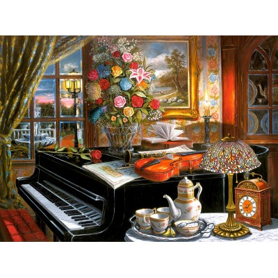 Castorland-200641 Ensemble