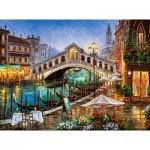 Castorland-200689 Grand Canal Bistro, Venise
