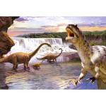 Castorland-26999 Dinosaures : Diplodocus