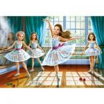 Castorland-27231 Les petites ballerines