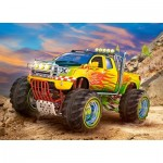 Castorland-27330 Monster Truck