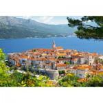 Castorland-300266 Croatie : Korcula