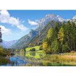 Castorland-300273 Refuge au Pied des Alpes