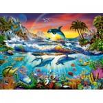 Castorland-300396 Paradise Cove