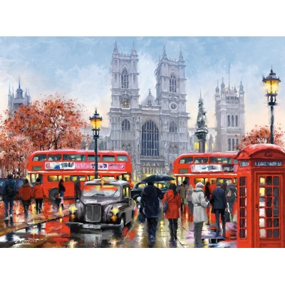 Castorland-300440 Westminster Abbey