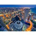 Castorland-300457 Towering Dreams, Dubai