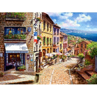 Castorland-300471 Après-Midi à Nice